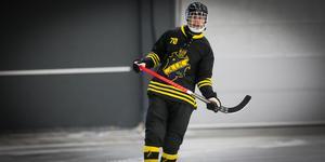Pavel Ryazantsev – en sevärd attraktion i elitserien i vinter.