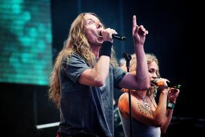 E-Type gör en konsert i Borlänge på påskdagen. Foto: Izabelle Nordfjell / TT
