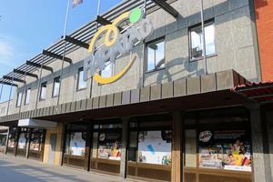 Nu har Rapatac tagit över Swedbanks lokaler på Hyttgatan.