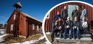 Ett gammalt ångermanländskt järnbruk är en av flera tänkbara platser för en bredbandsbullerby. En grupp bestående bland annat av representanter från omställningsrörelsen och Cedervall Arkitekter i Stockholm gjorde nyligen ett studiebesök.