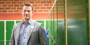 Per Eisen, rektor för Vallaskolan och Ekebyskolan i Sala kommun, slutar.