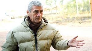 Mats Budh är Jerzys ombud i kontakterna med försäkringskassan.
