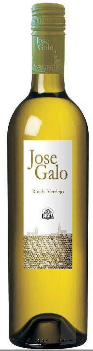 Jose Galo Varietal Verdejo 2017.