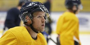 Christopher Bengtsson är redo för sin första match för säsongen.
