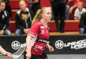 Nathalie Engström lämnar för IBF Falun.