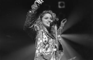 Madonna.Bild: AP Photo/Barry Sweet