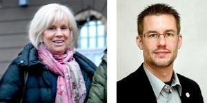 Under fredagen tävlar Majlis Telemo (SD) mot Björn Sundin (S).