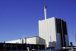 Foto: Anders Sjöberg/Arkivbild    Forsmarks kärnkraftverk.