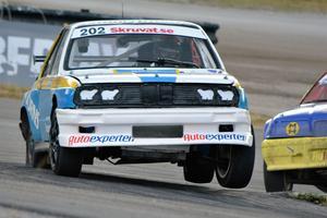 Mattias Ohlsson vann SM-deltävlingen i Kalix och avancerade på kuppen upp till ledning i den totala tabellen.