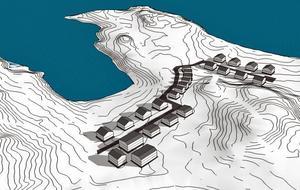 Planerna på trevåningshus får kritik från flera håll.