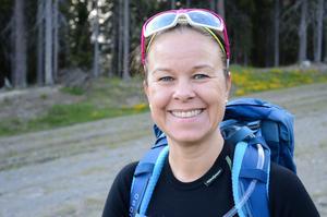 - Jag är i grunden lat, säger Anna-Karin Ivarsson om betydelsen av att ha en utmaning att träna inför.