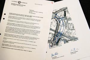 Kommunen föreslår att Trafikverket ska