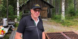 Sten-Björn Sköld är sedan 37 år tillbaka ordförande i Hanebo-Segersta FVF. Foto: Privat