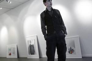 Jag tänker, därför är jag. Fredrik Magnusson i sin utställning In a box.