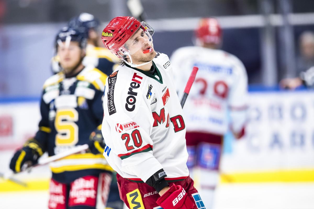 Äntligen en bortaseger för Modo Hockey – Lundin matchvinnare igen