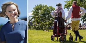 Svenska traditioner och ceremonier är viktiga att förstå sig på men behöver inte nödvändigtvis efterföljas, skriver Arne Åkerberg. Foto: Sara Arvidsson, Adam Ihse/TT
