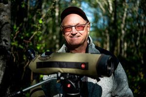 Tomas Birkö har fågelskådat flera årtionden.