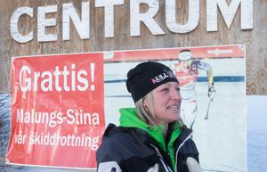 Annica Nouvel var tagen efter Stina Nilssons uppvisning på OS-sprinten
