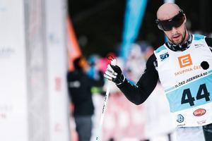Bob Impola har en uppåtgående formkurva på väg in i Vasaloppet.Foto: Magnus Östh/Visma Ski Classics