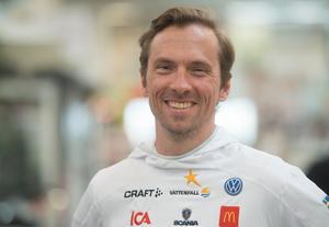 Johan Olsson är en del av den nya tränarstaben i längdslandslaget. Bild: TT