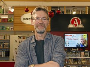 Tecknaren Jan Berglin var med i fjolårets julfestival också.