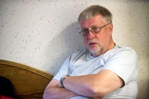 Bengt Holmquist JO-anmäler förre kommundirektören Dan Nygren och Falu kommun.Foto: Janne Eriksson