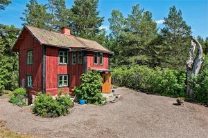 Huset har anor från 1850-talet. Foto: Anders Storm