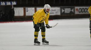 Först på det 18:e försöket kunde Johan Jansson Hydling sätta en hörna direkt i mål för Ljusdal.