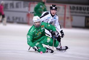 Jesper Jonsson lämnar Hammarby för VSK. Bild: Sören Andersson/TT