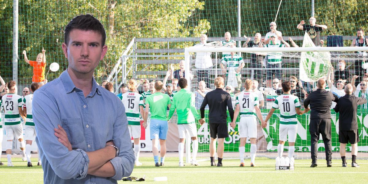 Nilsson Lindelöf tränar med Västerås