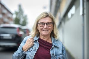 Anneli Johansson, 58 år, pensionshandläggare, Sundsvall: