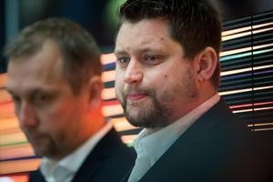 Mattias Karlin får lämna uppdraget hos Mora IK. Foto: Fredrik Karlsson/BILDBYRÅN