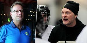 Håkan Sjösten, ordförande i regel- och domarkommittén, och Per Fosshaug.