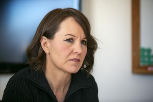Ulrika LIljeberg (C) tycker det förts en dialog under många år.