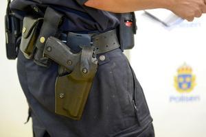 En trygg polis gör ett bra arbete.