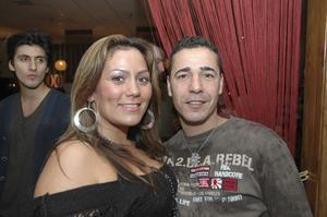 Tabazco. Sofie och Zino