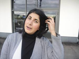 Riksdagsledamot Roza Güclü Hedin från Falun har en kurdisk och turkisk bakgrund. Hon tycker det är bra att kommunalråden