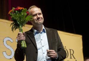 Jonas Sjöstedt är ny ordförande för Vänsterpartiet.