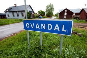 Byn Ovandal mellan Borlänge och Torsång ligger bakom Sveriges mest legendariska konditori.