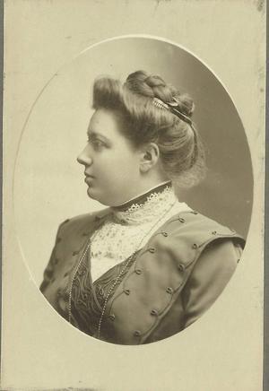 Klara Lindh.