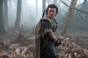 Sam Worthington som Perseus.