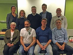 Den 14 mars valdes följande personer till ny styrelse för VSK Fotboll. Nu är bara fem av dom kvar efter att fyra av de nio valt att lämna sina uppdrag.
