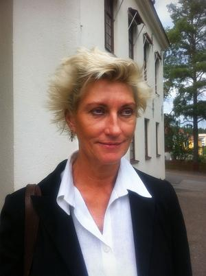 Åklagare Christina Voigt var på plats i Hudiksvalls tingsrätt för att lyssna på en av bärplockarna.