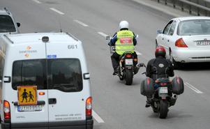 Den nya körkortsbehörigheten A2 införs för mellanstora motorcyklar.