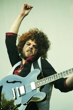 Wolfmother.