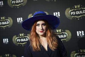 Miss Li på P3 Guldgalan i Göteborg häromveckan.