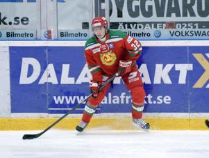 MIK-backen Lukas Bengtsson är frisk efter hjärnskakningen och aktuell för spel mot Rögle.