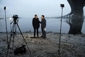 I vår livesändning intervjuas Peder Björk av reporter Fredrik Söderberg. Där ger han svar på sin syn om vad som ska ske på gamla E4 genom Sundsvall.