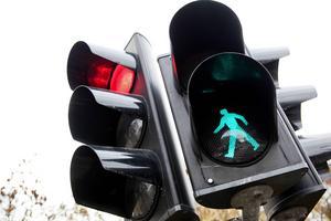 Trafiksignaler har åtgärdats.