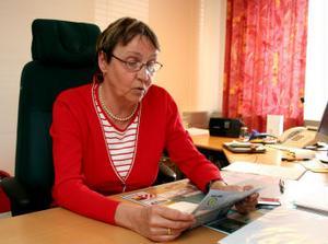 Lillemor Göransson tänker ta upp frågan om de ändrade busstiderna bland sina medlemmar till hösten. Och hon räknar med att kritiken kommer att bli hård.